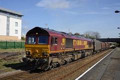66-121-6V75-Wrexham-General-4-5-2016 (D1021) Tags: steel shed dbs wrexham class66 ews d700 66121 nikond700 dbschenker wrexhamgeneral 6v75