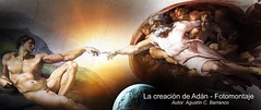 La Cracion (Agustin C. Barranco) Tags: photoshop photoshopcreativo