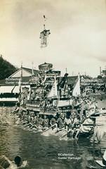 Shanghai, Dragonboat race (blauepics) Tags: china family race germany shanghai familie picture german historical dragonboat rennen deutsch historisch drachenboot schanghai