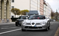 SLR (WuschelPuschel458) Tags: slr cars car photography mercedes benz photo automotive mclaren rare sportscars supercars roadster carspotting 722 hypercars