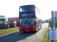 South East Bus Festival 2016 (Tobytrainspotting13) Tags: bus festival south east arriva thameside 2016 detling tobytrainspotting13