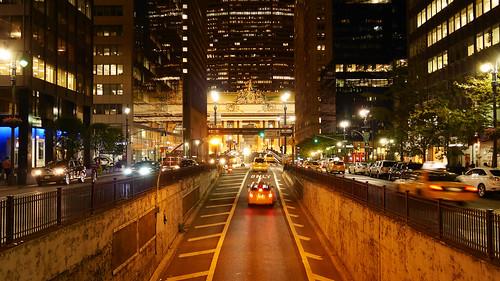 it was all yellow   new york city, september 2014   #LumixGX7