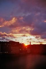 Sunset II (Christoph Hille) Tags: berlin kreuzberg yashicaelectro35 electro35