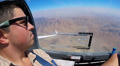 Soaring 12k ft over Tehachapi, CA
