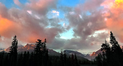 Sunset on Mount Silliman, Sequoia National Park (niallfritz) Tags: mountains ngc sequoia