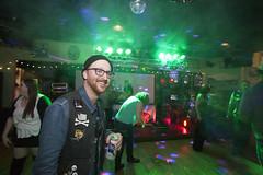 DanceParty2 (B Shree B) Tags: canada motion ferry port washington dance vespa angeles columbia victoria lambretta destiny soldiers scooters british scooterrally backflip