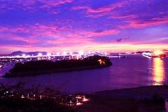 Port of Gladstone (lloydbwanaisa1) Tags: clouds landscape seaport