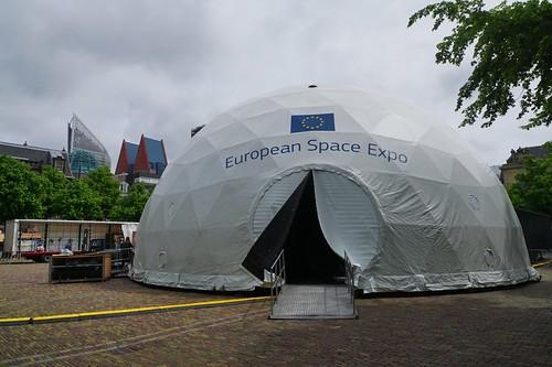 European Space Expo Den Haag