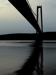 Kvllsbro (Bettysbilder) Tags: bridge water bro vatten