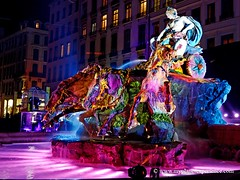 Festival of Lights / Fte des Lumires - Lyon (My Planet Experience) Tags: show france art church festival marie night french lights lyon artistic lumire basilica mary cathdrale fte nuit festivaloflights 2010 december8th basilique artistique ftedeslumires 8dcembre fourvire vierge viergemarie basiliquedefourvire wwwmyplanetexperiencecom myplanetexperience