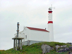 Fourchu Head Lighthouse - Mosquito HELL (archer10 (Dennis) 94M Views) Tags: light lighthouse canada island nikon novascotia free capebreton dennis jarvis d300 iamcanadian 18200vr fourchu freepicture 70300mmvr dennisjarvis archer10 dennisgjarvis wbnawcnns fourchuhead