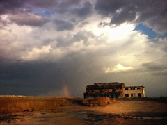 ruins and rainbows () Tags: va e goodbye2011