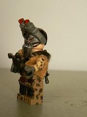 Merc ([Headhunter]) Tags: lego minifig juggernaut minifigure dragonov brickarms pwnge skrillex