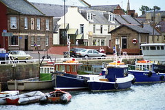 Arbroath harbour (The Mucker) Tags: