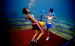 UW-ChineseBoxing 24 (steadichris) Tags: underwater models chinese scuba lingerie cebu boxing breathhold