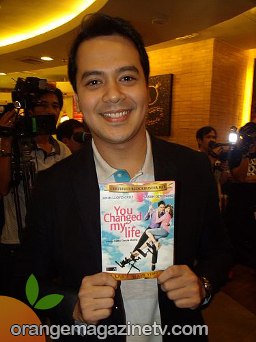 John Lloyd Cruz - You Changed My Life
