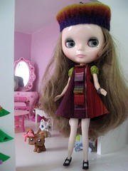Pony wants a Parasoll because she is a doll