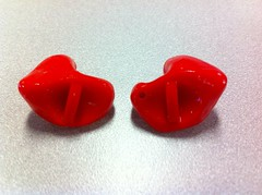 Custom made ear plugs (uberchuckie) Tags: ear custom plugs