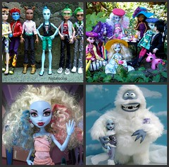 My Best of 2011 (Nataloons) Tags: girls boys monster high doll favorites best views mattel comments picnik ghouls 2011
