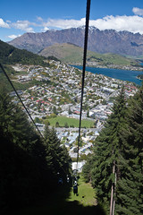 View from the gondola (Kalabird) Tags: newzealand mountains nature southisland queenstown bobspeak fiordlands lakewakitipu