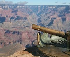 View Finder (Auntie K) Tags: arizona nature wonder landscape natural grandcanyon viewpoint southrim
