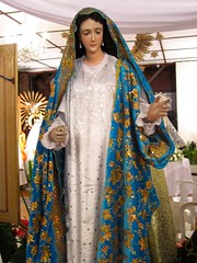 La Virgen Peregrina (Fritz, MD(2)) Tags: ola marikinacity alaykaymariagrandmarianexhibit