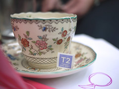 (Imogen Eve) Tags: white floral tea teacup spode
