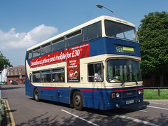 B264 LPH (markkirk85) Tags: london district country lph leyland huntingdon olympian ecw b264 41987 lr64 b264lph