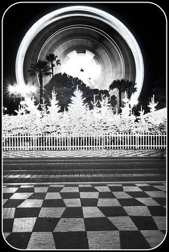 Noir & Blanc géométrique