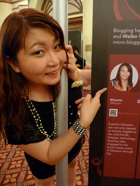 NAPBAS 2011 - Suanie in Micro Blog category