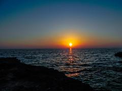Autumn Sunset (Ashkan Kankash) Tags: sunset sea sun beautiful photography persian amazing nikon gulf iran calm kish ایران غروب ساحل خلیج فارس کیش دریا دریایی خورشید