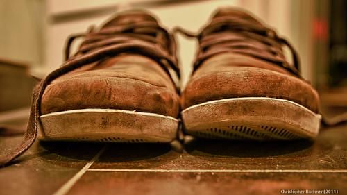 brown shoe shoes walk