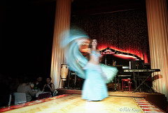Oryantal Dansi (Karnevil) Tags: female turkey nikon asia europe bellydancer dancer istanbul exotic motionblur performer bellydancing d300 orientaldance stageact yildizay oryantaldansi exoticorientaldance