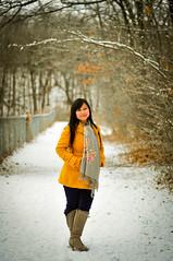 kia_6 (Two_OfNine) Tags: winter snow cold minnesota scarf river 50mm nikon rocks bricks minneapolis falls saintpaul flakes hmong minnehaha minnehahafalls hmoob d90 18g nikond90 nikon50mm18g