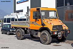 MERCEDES  U90 Unimog (marvin 345) Tags: old italy classic truck vintage