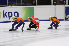 NK shorttrack 2012 day 1 (NLHank) Tags: ice netherlands sport speed action nederland friesland fryslan 2012 heerenveen nk actie ijs thialf actionsports nederlandse shorttrack kampioenschappen knsb