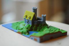 Minecraft Miniature Castle