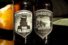 The Slider Simcoe IPA & Knuckleheaded Nut Brown Ale (platypotamus) Tags: beer brewing diy label ale homemade labels ipa homebrew trex homebrewing simcoe brownale pantera nutbrown