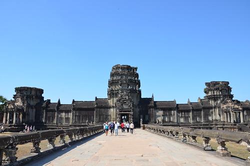 Angkor Wat first leverl ©  Still ePsiLoN