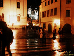Praga - Prague (1) (AKJHDADHASJHDAGDAS) Tags: winter people baby cold castle its k zoe outside gente praga invierno productions frio castillo checa josefov