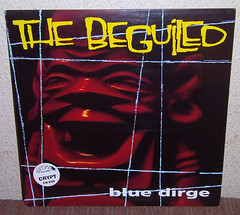 The Beguiled - Blue dirge (renerox) Tags: lp lps lpcover garage garagerock punk vinyl cryptrecords thebeguiled