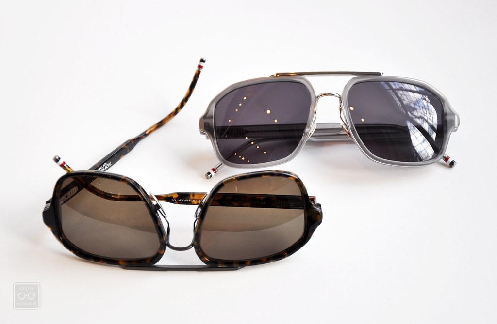 e7c9e841ebf4 ThomBrowne004 (Bruce Eyewear) Tags  sunglasses glasses x thom spectacles dita  browne eyewear bruceeyewear