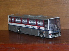 3692 NT 1/76 Corgie code 3 Volvo VanHool Alizee (ronnie.cameron2009) Tags: travel volvo coach model models passengers publictransport coaches psv pcv vanhool bustravel coachjourney coachtravel passengertransport newtonstravel newtonscoaches passengertravel