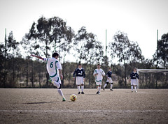 This is it (matteo.0512) Tags: playing ball football play soccer player calcio palla punizione
