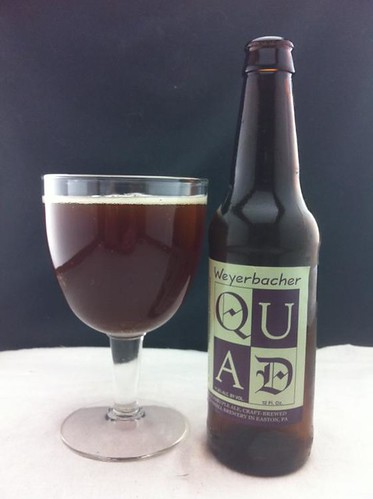 6707903455 3f2f22cb96 Weyerbacher Brewing Co.   Quad *
