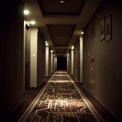 2512 (Alberto Sen (www.albertosen.es)) Tags: japan hotel room alberto osaka japon pasillo sen 2512 hotelmonterey albertorg albertosen