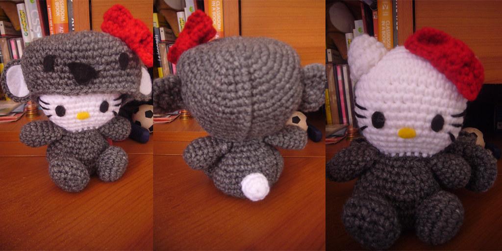 Amigurumi Crochet Japonais : Petite introduction ? lAmigurumi, lart japonais du ...