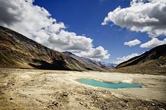 Hagshu Valley (Prabhu B Doss) Tags: lake landscape pond nikon turquoise buddhist villages valley emerald himalayas ladakh doda rangdum phe abran pensi padum stod prabhub prabhubdoss d7000 pensila hagshu zerommphotography 0mmphotography