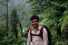 Our leader (Michał Olszewski) Tags: nepal mist forest asia land himalayas acap tropicalforest gandaki kaski annapurnaconservationarea geographicalfeatures annapurnaconservationareaproject