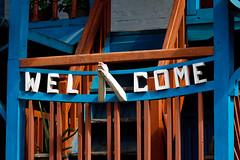 (Michał Olszewski) Tags: nepal sign architecture asia land teahouse himalayas guesthouse acap gandaki architecturalfeature kaski commercialbuildings annapurnaconservationarea annapurnaconservationareaproject